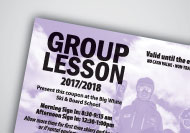 50% Off Lessons